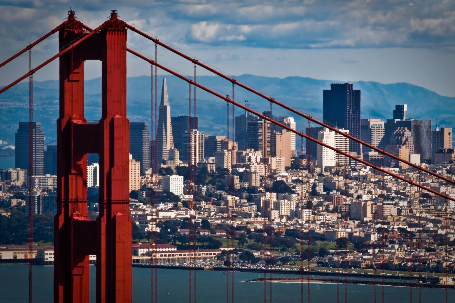 From silicon valley to san francisco